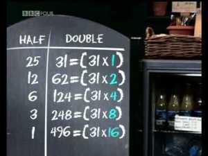 Ethiopian math